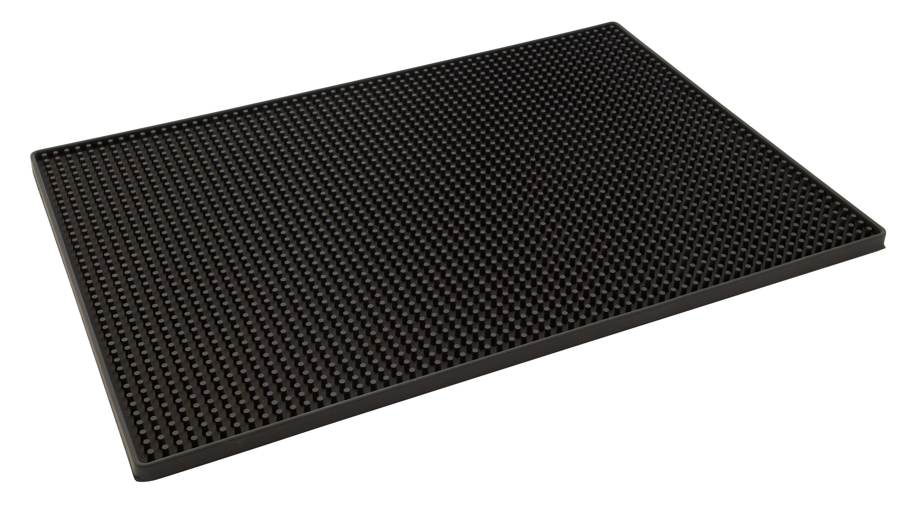 Rubber mats at home depot - 3625 Bar Mat Black Rubber 18x12inch Jpg